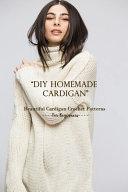 DIY Homemade Cardigan