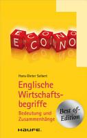 Englische Wirtschaftsbegriffe PDF