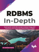 RDBMS In-Depth