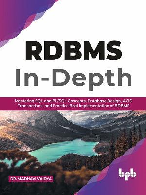 RDBMS In Depth PDF