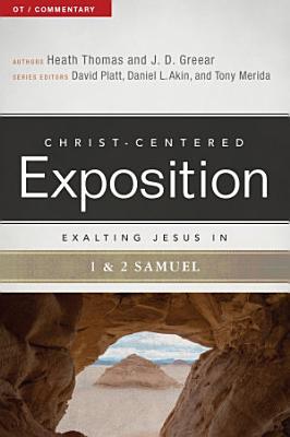 Exalting Jesus in 1   2 Samuel PDF