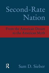Second Rate Nation PDF