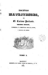 Escenas matritenses, 1-2: Volumen 2