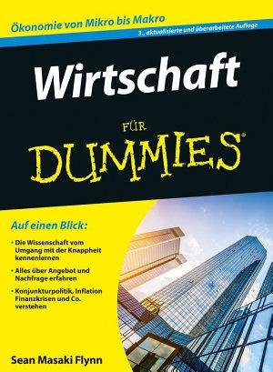 Wirtschaft f  r Dummies PDF
