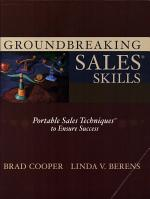 Groundbreaking Sales Skills