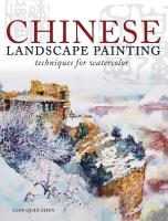 Chinese Landscape Painting Techniques for Watercolor PDF