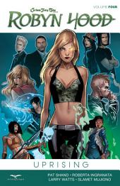 Robyn Hood Ongoing Volume 4 Uprising