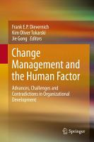 Change Management and the Human Factor PDF