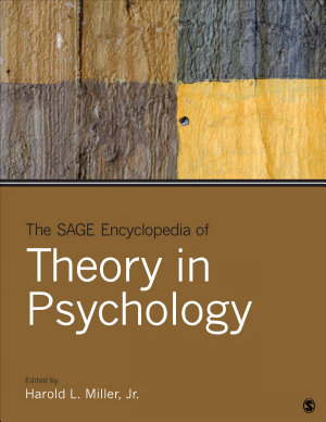 The SAGE Encyclopedia of Theory in Psychology PDF