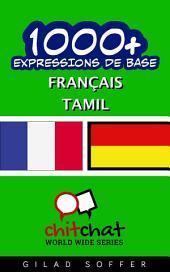 1001+ Expressions de Base Français - Tamil