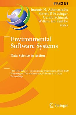 Environmental Software Systems. Data Science in Action