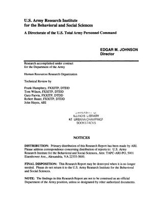 Combined Army Operations at Brigade Level  Realistically Achieved Through Simulation I  COBRAS I  PDF