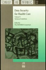 Data Security for Health Care: Technical guidelines
