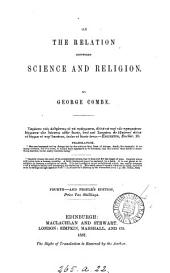 On the relation between religion and science