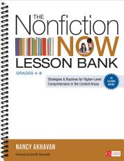 The Nonfiction Now Lesson Bank  Grades 4 8 PDF