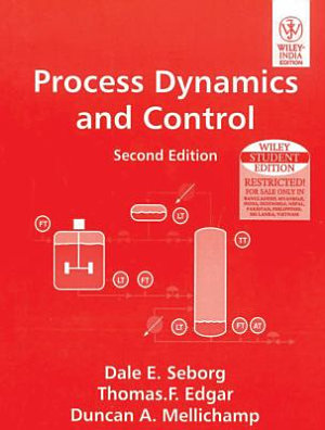 PROCESS DYNAMICS   CONTROL  2ND ED