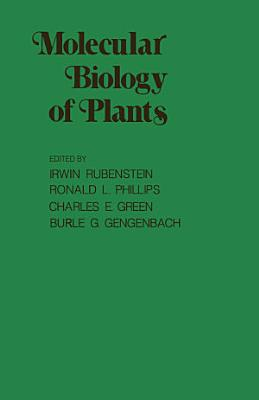 Molecular Biology of Plants