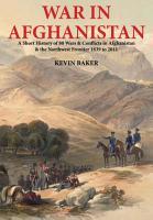 War in Afghanistan PDF