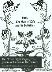 The Greek Pilgrim's Progress, Generally Known as The Picture