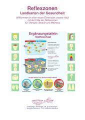 2 - Stoffwechsel: Reflexzonen - Ergänzungstafeln für die Naturheilkunde und Physiotherapie