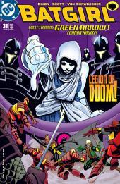 Batgirl (2000-) #31