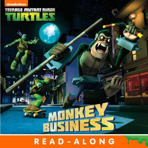 Monkey Business  Teenage Mutant Ninja Turtles