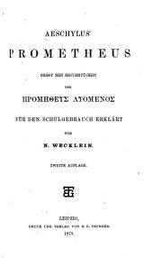 Orestie: Bände 1-3