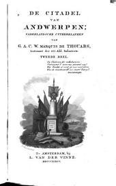De citadel van Andwerpen: vaderlandsche cytherklanken, Volume 2