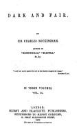 Dark and fair  by sir Charles Rockingham PDF