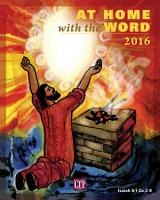 At Home with the Word   2016 PDF