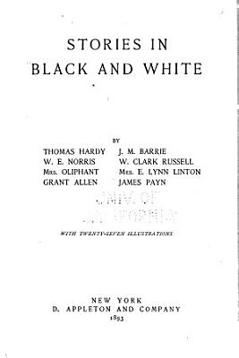 Stories in Black and White PDF