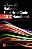 McGraw Hill s National Electrical Code  NEC  2017 Handbook  29th Edition PDF