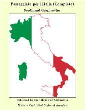Passeggiate Per L'Italia (Complete)