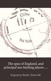 The spas of England, and principal sea-bathing places. Northern (Midland, Southern) spas