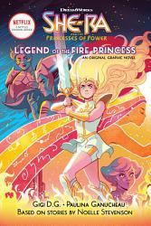 The Legend Of The Fire Princess She Ra Graphic Novel 1  Book PDF