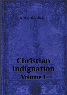 Christian indignation