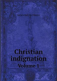 Christian indignation Book