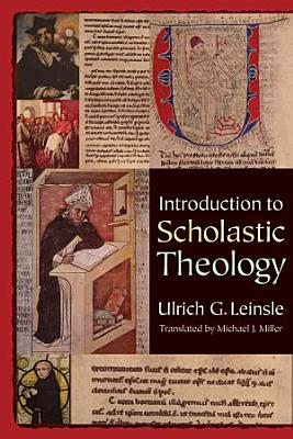 Introduction to Scholastic Theology PDF