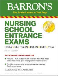 Nursing School Entrance Exams Book PDF