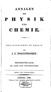 Annalen der Physik: Band 95