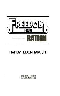 Freedom from Frustration PDF