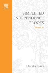 Simplified Independence Proofs: Boolean valued models of set theory