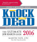 Knock  Em Dead 2016 PDF