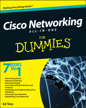 Cisco Networking All in One For Dummies PDF