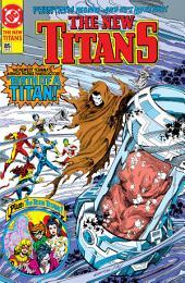 The New Titans (1994-) #85
