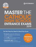 Master the Catholic High School Entrance Exams 2019