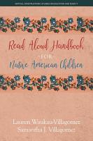Read Aloud Handbook for Native American Children PDF