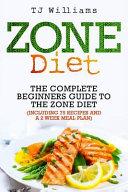 Zone Diet PDF