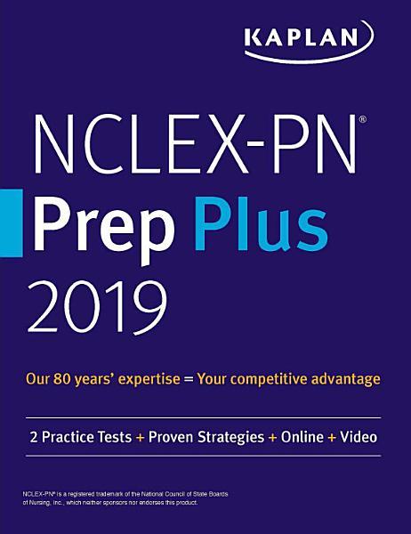Nclex Pn Prep Plus 2019