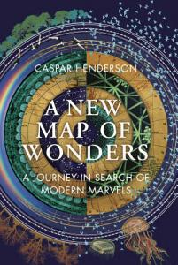 A New Map of Wonders Book